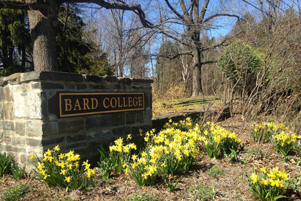 Bard College, Annandale-on-Hudson, New York