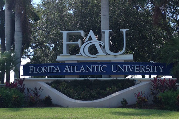 Florida Atlantic University  Boca Raton, FL