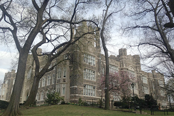 Fordham University Bronx, New York