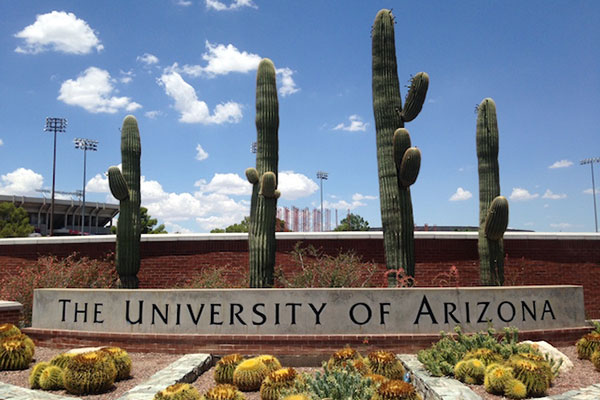 University of Arizona  Tucson, AZ