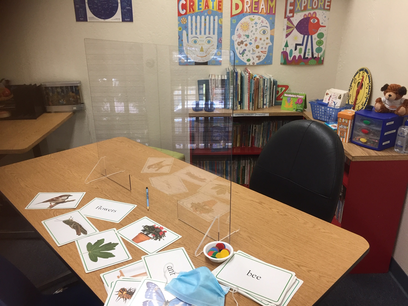 California Learning Center Santa Barbara Covid precautions